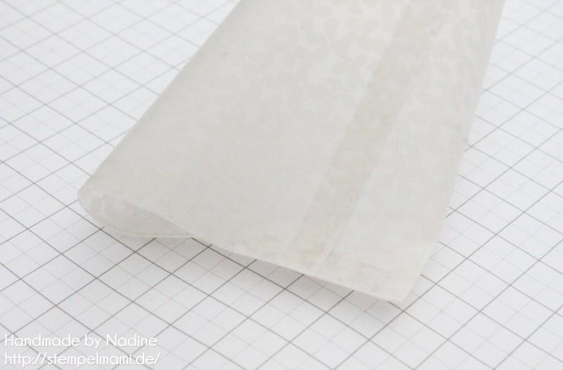 stampin up anleitung tutorial sour cream box tetraeder box schachtel stempelmami verpackung ostern goodie 10