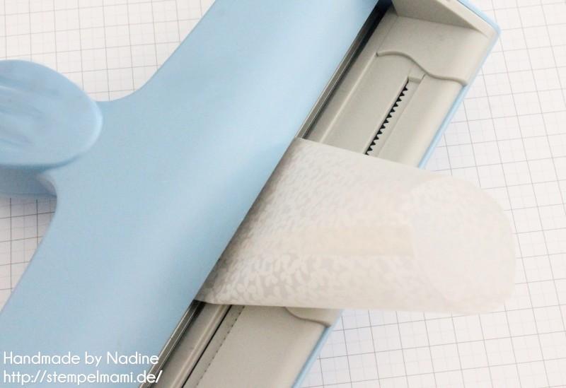 stampin up anleitung tutorial sour cream box tetraeder box schachtel stempelmami verpackung ostern goodie 8