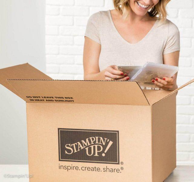 Stampin Up Produkte bestellen stempelmami