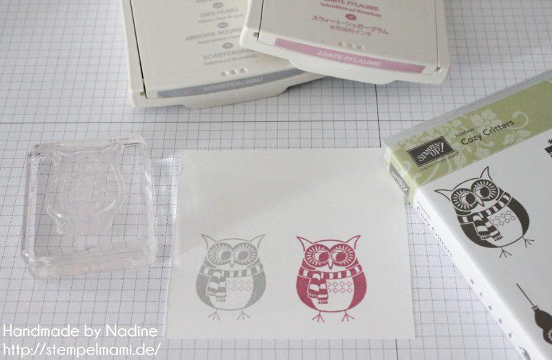 Stampin Up Anleitung Tutorial Explosion Purse Box Schachtel Goodie Verpackung Stempelmami 11