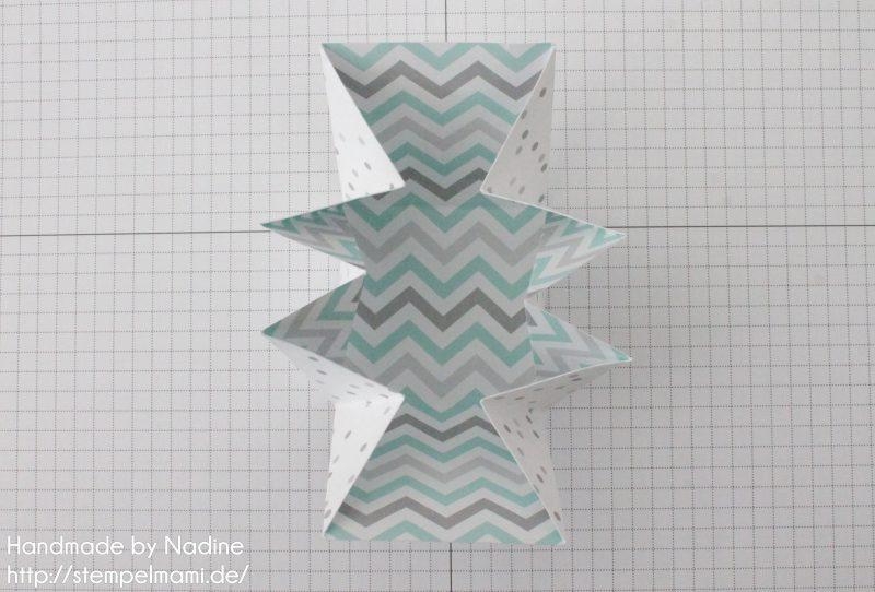 Stampin Up Anleitung Tutorial Explosion Purse Box Schachtel Goodie Verpackung Stempelmami 5