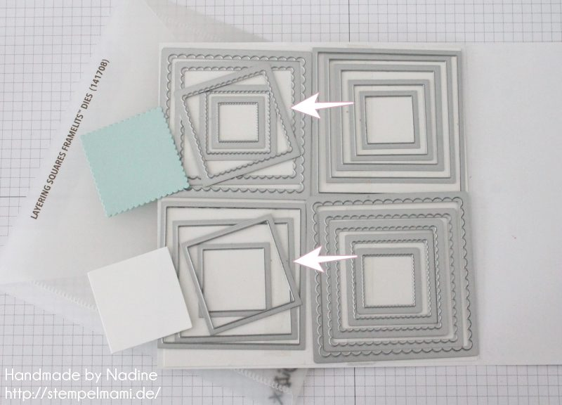 Stampin Up Anleitung Tutorial Explosion Purse Box Schachtel Goodie Verpackung Stempelmami 8