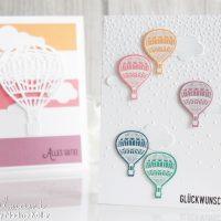 Stampin' Up! Produktpaket Abgehoben, Stamp to Share International Blog Hop