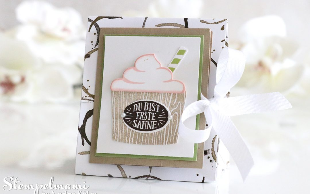 Stampin' Up! Kaffeepause, Stamp to Share Blog Hop
