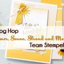 Stampin' Up! Blog Hop Team Stempelmami