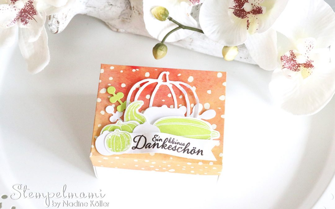 Stampin' Up! Blog Hop goldener Oktober Herbst Box