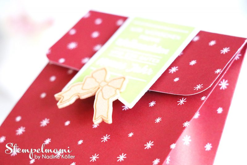 stampin up one sheet box goodie weihnachten stempelmami weihnachten im lichterschein 2