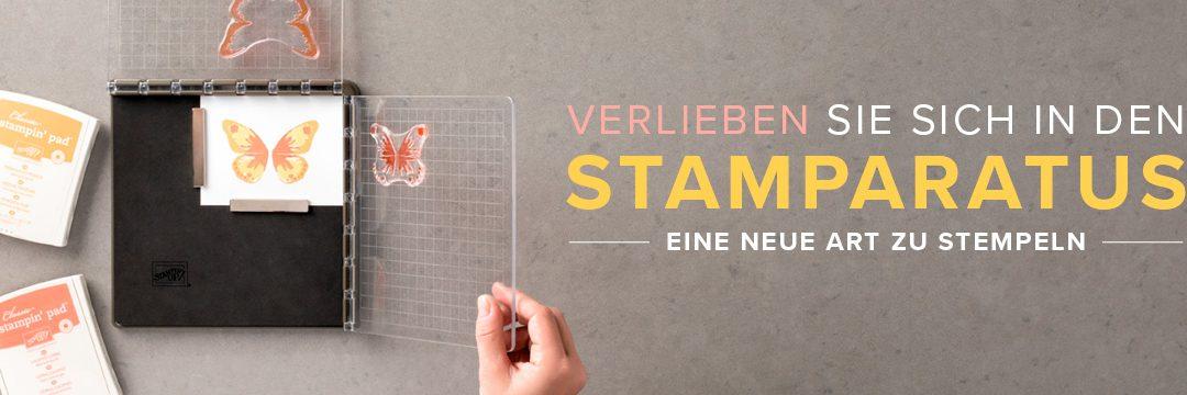 Stampin' Up! Stamparatus – Stempel Positionierhilfe