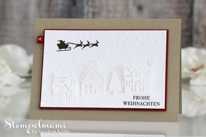 stampin up weihnachtskarte weihnachten daheim stempelmami 3