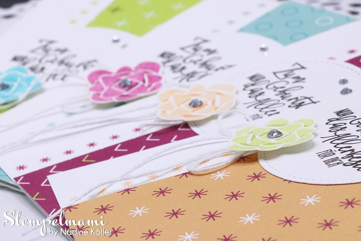 Geburtstagskarte perfekter geburtstag basteln mit for Pinterest geburtstagskarte