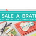 Stampin' Up! Sale A Bration