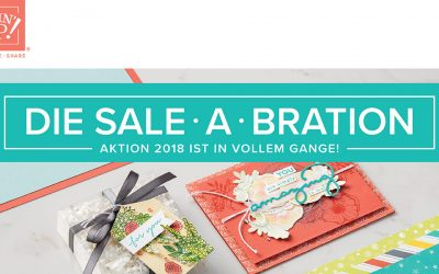 Stampin' Up! Sale A Bration