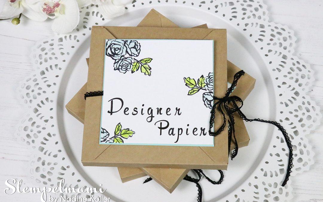 Designerpapier Musterpaket