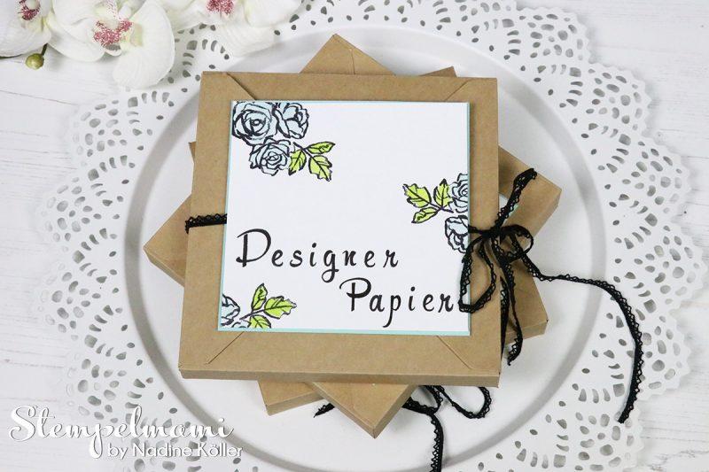 stampin up designerpapier musterpaket stempelmami 1