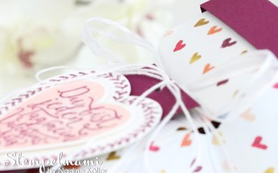 Valentinstag Geschenk Knallbonbon
