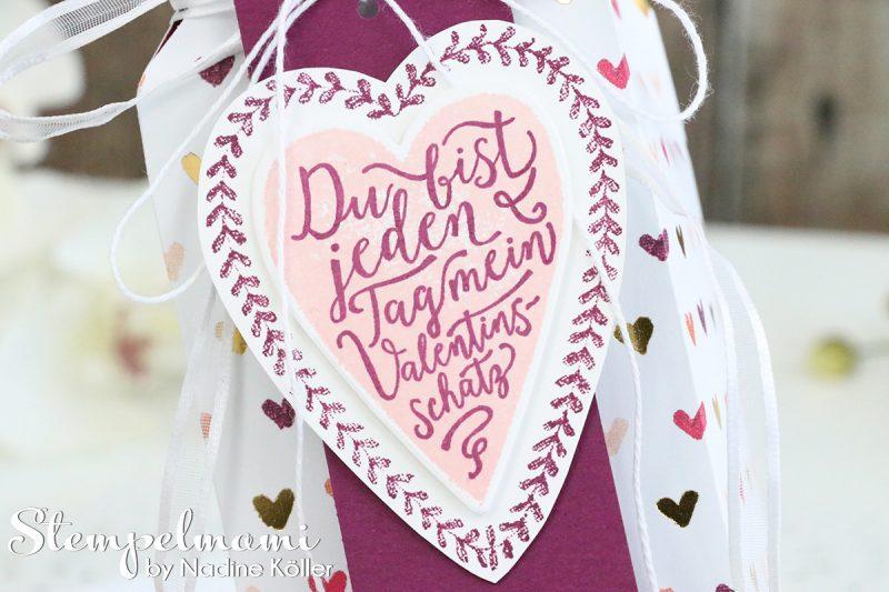 stampin up knallbonbon box valentinstag valentin gemalt mit liebe geschenk stempelmami 2