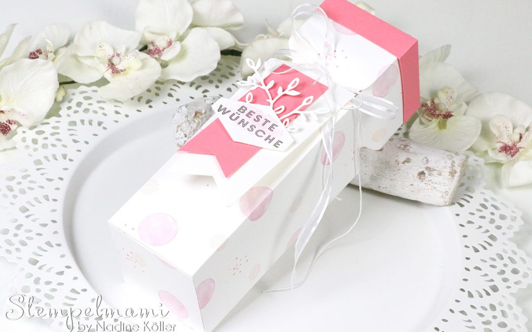 Stampin' Up! Tutorial Anleitung Knallbonbon Box – Video