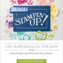 Stampin' Up! Jahreskatalog 2018 bis 2019
