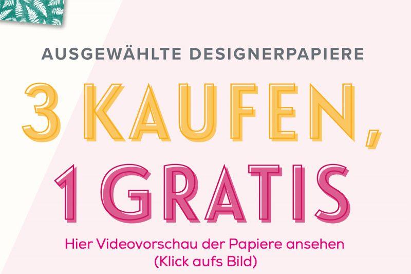 stampin up 3 kaufen 1 gratis designerpapieraktion stempelmami 2