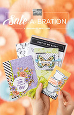 stampin up sale a bration aktion 2019 stempelmami