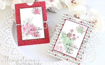 Stampin Up Gutschein Elegante Weihnachten