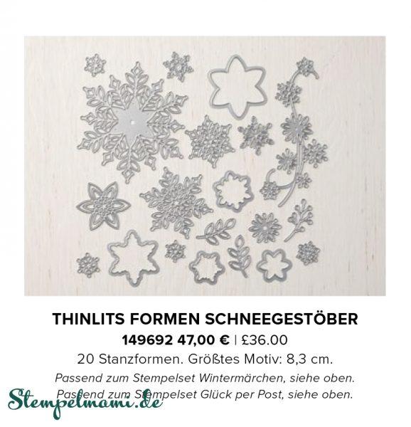 stampin up aktion flockengestoeber thinlits formen schneegestoeber stempelmami 1