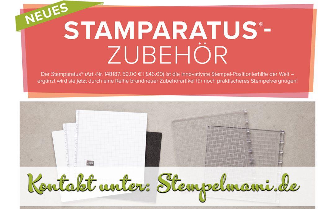 stampin up stamparatus zubehoer stempelmami 1