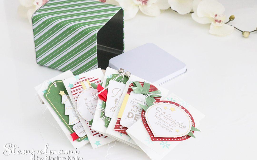 Weihnachtskarten Aller Geschenke Anhang