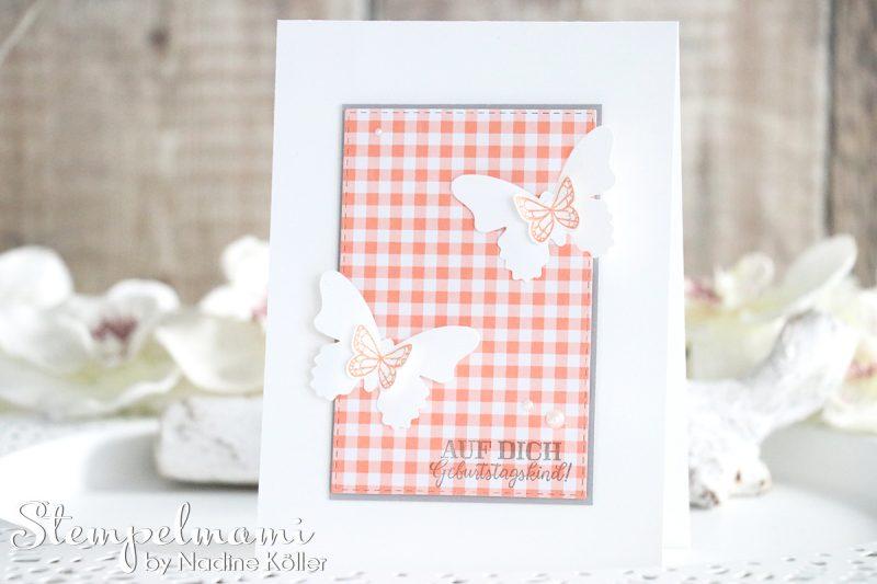 stampin up geburtstagskarte schmetterlingsglueck stempelmami karte geburtstag birthday card 2