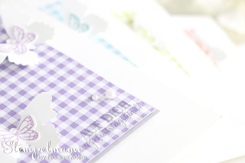 stampin up geburtstagskarte schmetterlingsglueck stempelmami karte geburtstag birthday card 7