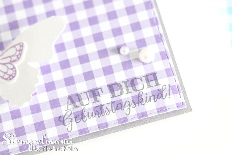 stampin up geburtstagskarte schmetterlingsglueck stempelmami karte geburtstag birthday card 8