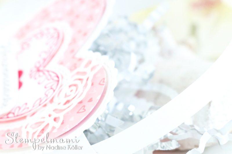 stampin up goodie herzenssache zum valentinstag valentin tasche box herzchentasche stempelmami