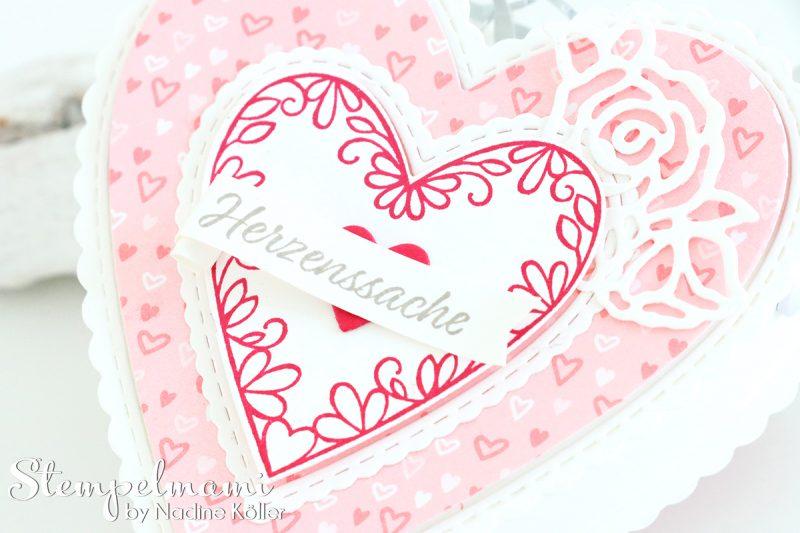 stampin up goodie herzenssache zum valentinstag valentin tasche box herzchentasche stempelmami 1