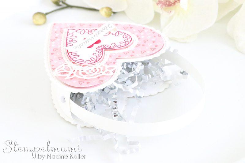 stampin up goodie herzenssache zum valentinstag valentin tasche box herzchentasche stempelmami 2