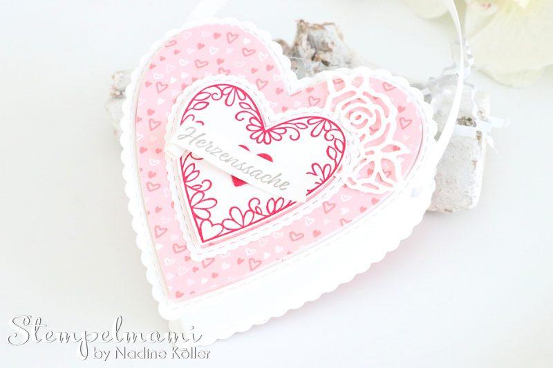 stampin up goodie herzenssache zum valentinstag valentin tasche box herzchentasche stempelmami 3