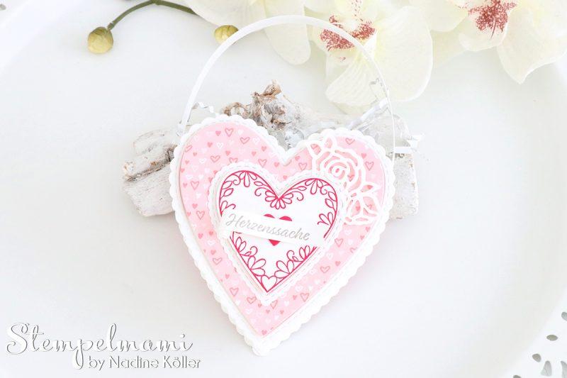 stampin up goodie herzenssache zum valentinstag valentin tasche box herzchentasche stempelmami 4