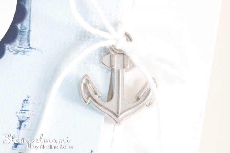 stampin up video anleitung maritime grusskarte setz die segel stempelmami youtube meer der moeglichkeiten