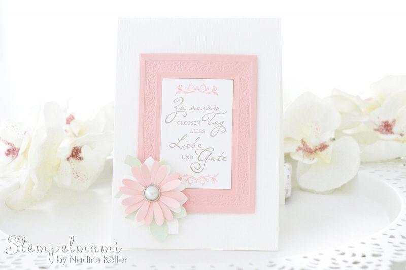 Stampin Up-Hochzeitskarte-Produktpaket Gewebte Worte-Portraetrahmen-Pop Up Panel Karte-Stempelmami 4