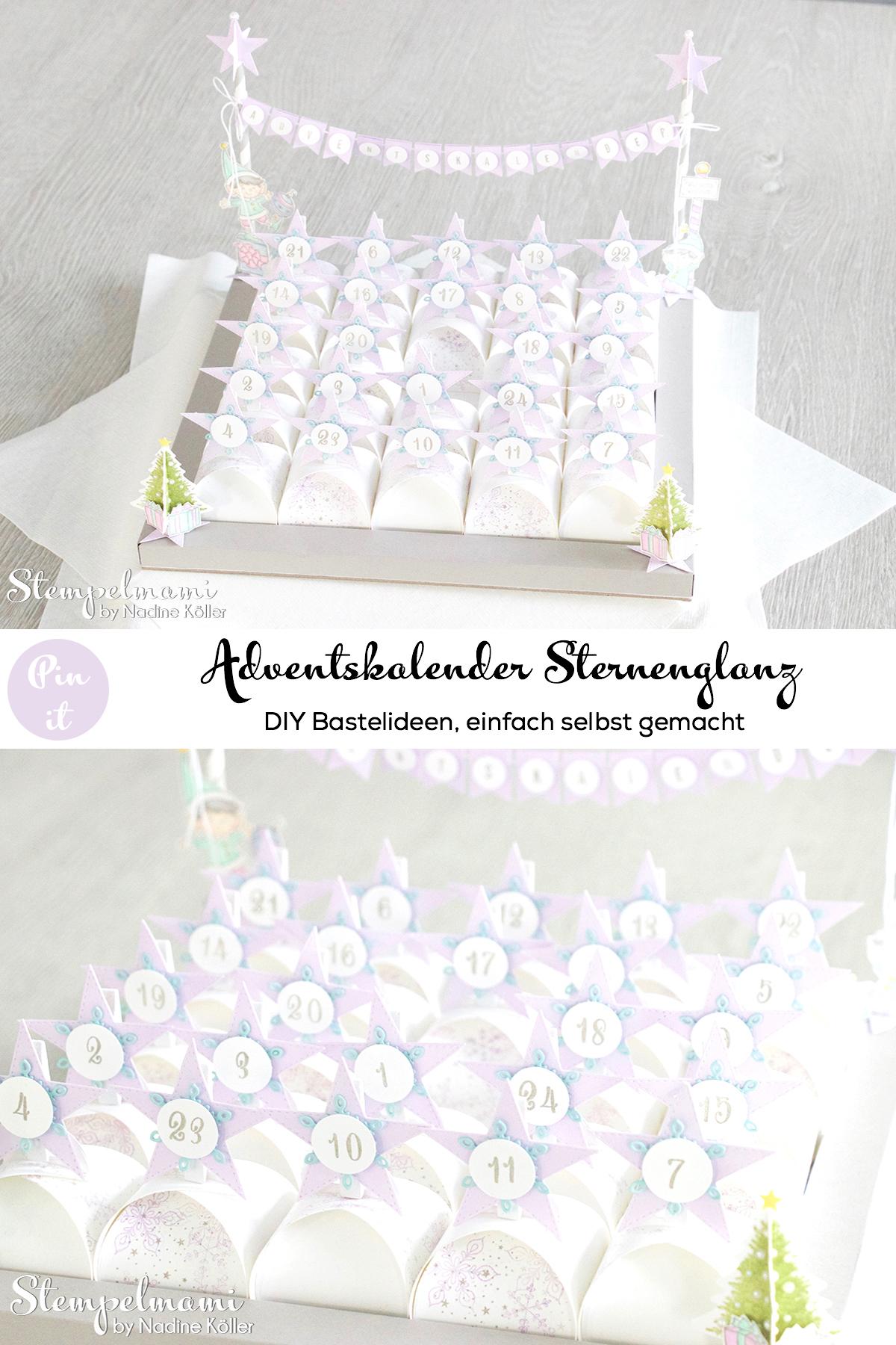 Stampin Up Mein Adventskalender Sternenglanz Stempelmami 11
