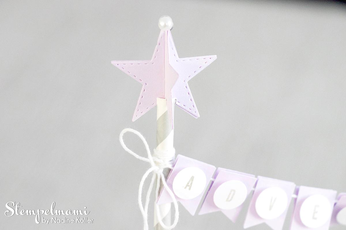 Stampin Up Mein Adventskalender Sternenglanz Stempelmami 9