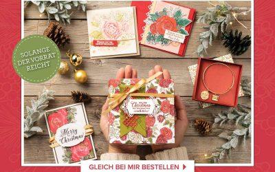 Aktion Produktreihe Wunderbare Weihnachtszeit