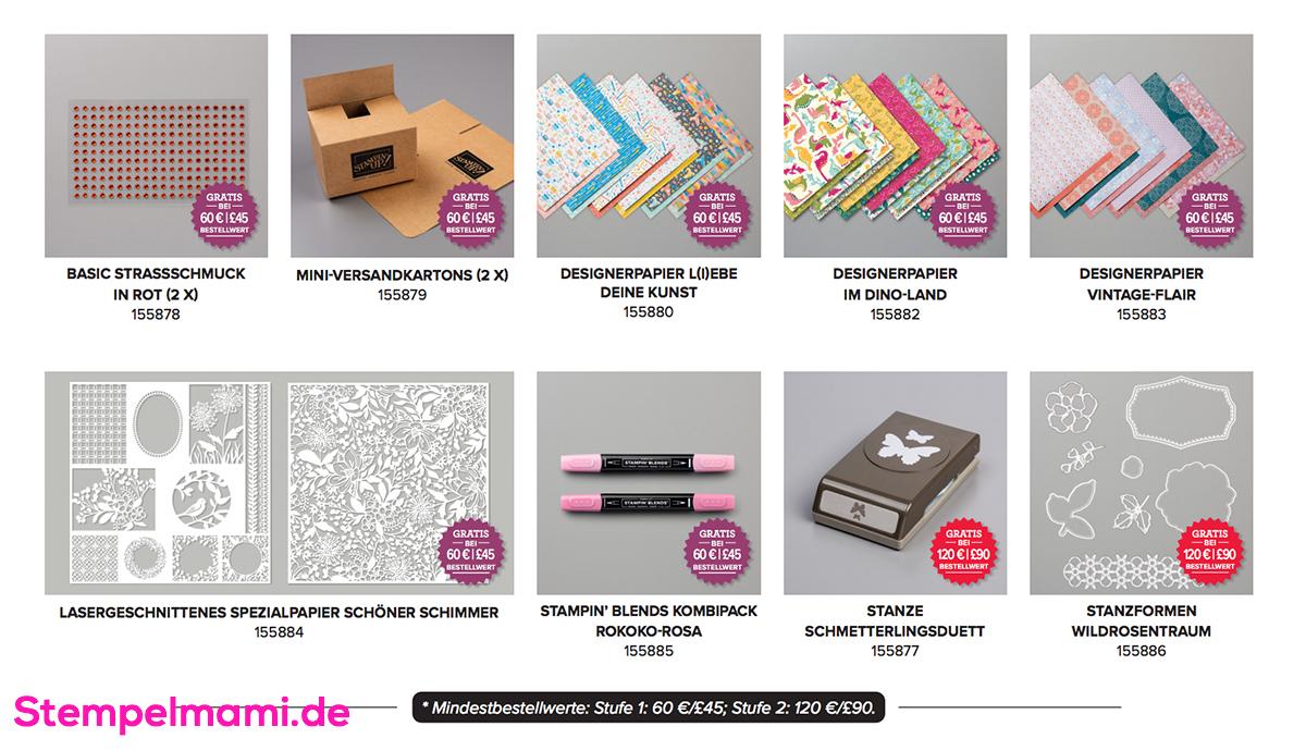 Sale A Bration die Dritte Noch mehr Produkte Stempelmami 2