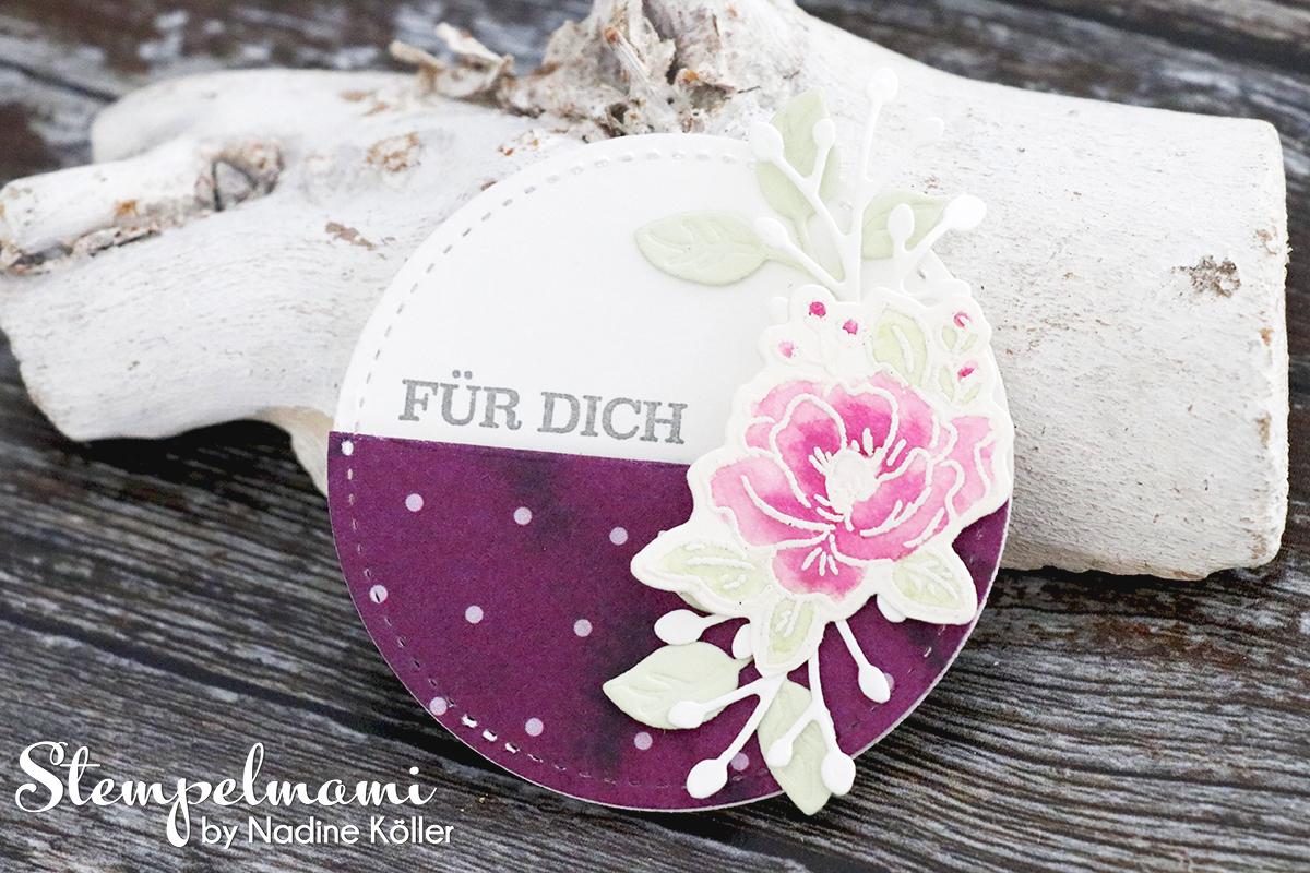 Stampin Up Anhaenger Tags Tag Zum Geburtstag fuer Dich Sale A Bration Stempelmami Embellishment Schachtel Box Verpackung basteln 4