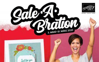 Sale A Bration – Neue Produkte 2020