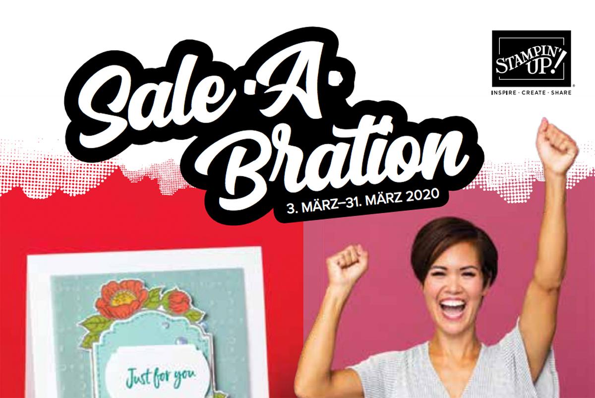 Stampin Up Sale A Bration Neue Produkte 2020