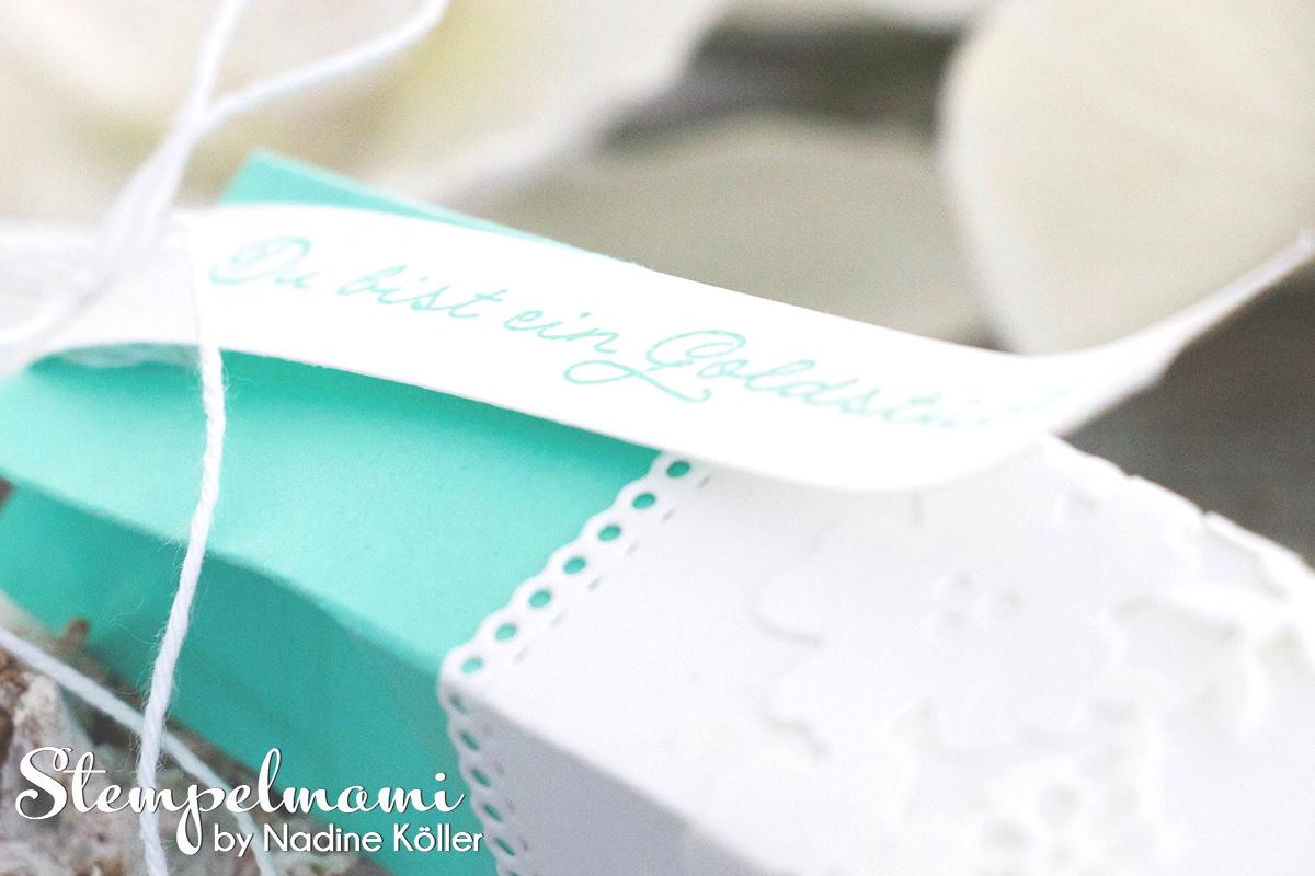 Stampin Up Handcreme Verpackung mit Anleitung Schoener Garten Box Schachtel Stempelmami 4