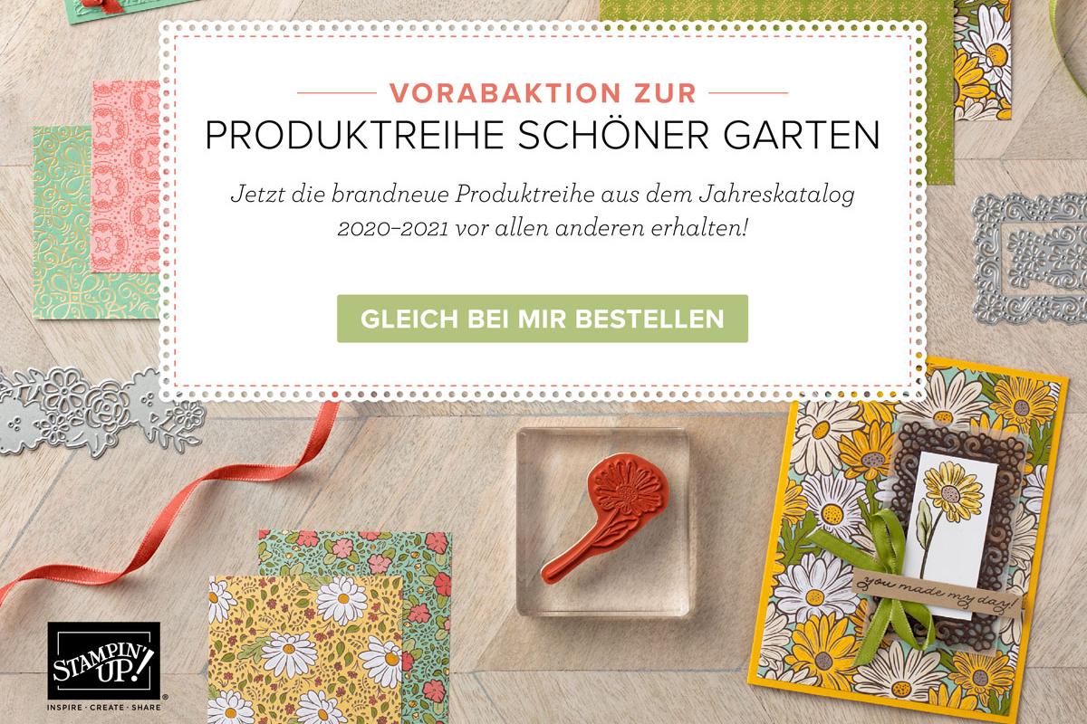Stampin Up Produktreihe Schoener Garten Stempelmami 12