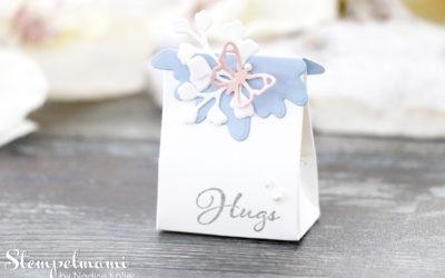 Mini Goodie als Gastgeschenk oder Give Away mit Videoanleitung