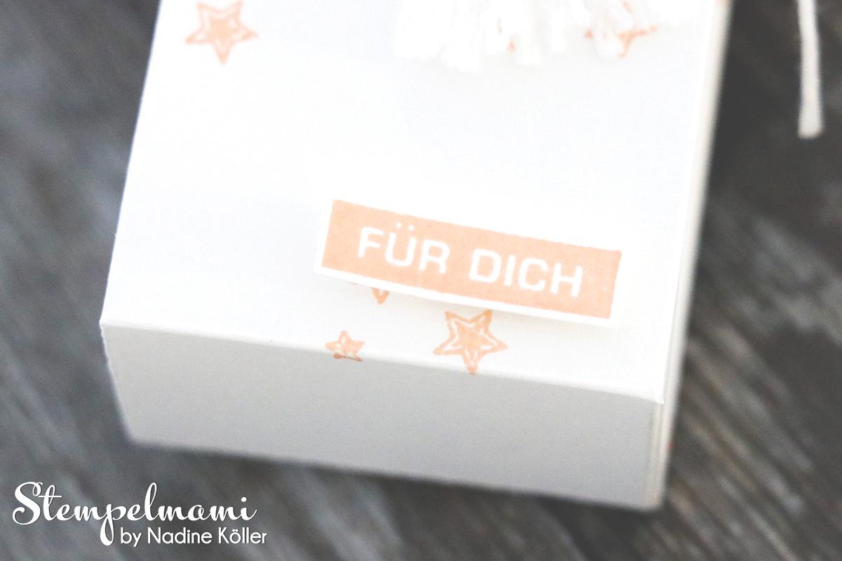 Stampin Up Anleitung Papiertuete basteln Gift Bag Goodie Bag Stempelmami Youtube Videoanleitung 7