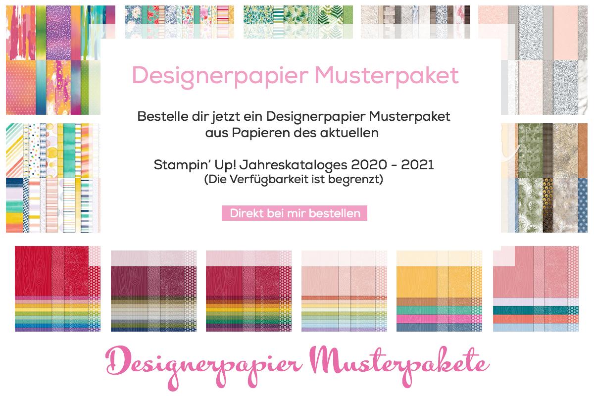 Stampin Up Designerpapier Musterpaket Designerpapier Musterpaket Alle Musterpakete Stempelmami 1
